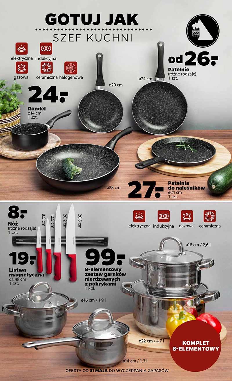 Netto, Gotuj jak szef kuchni, gazetka od 31 maja do 5 czerwca 2021