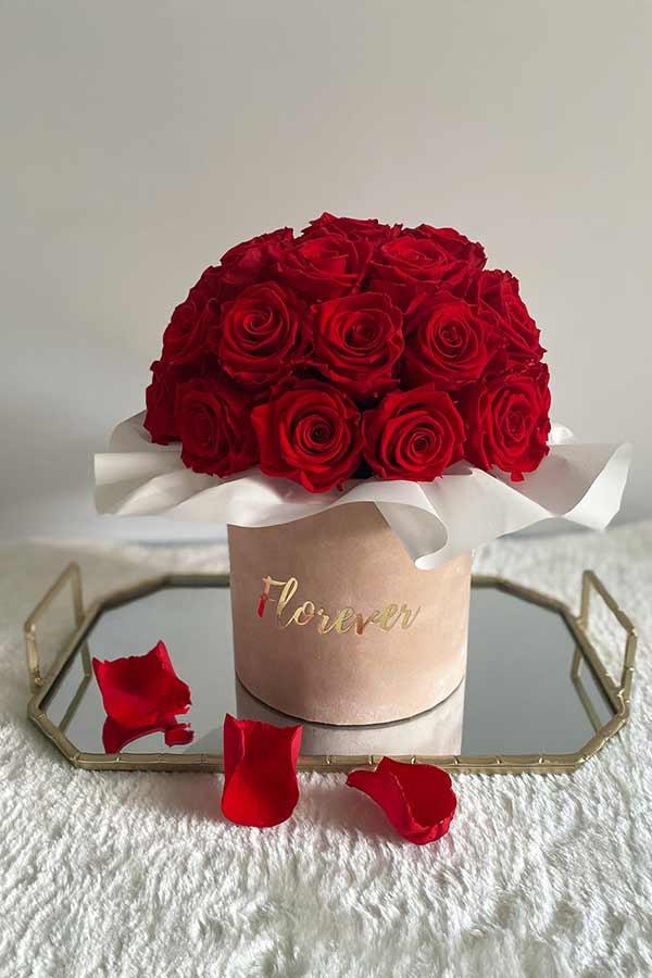 Wieczne róże – co należy wiedzieć przed zakupem